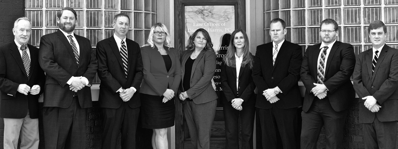 The Law Offices of Daniel J. Harris, P.C. Attorneys 2019
