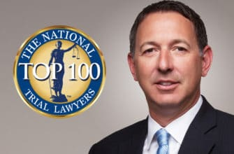 Dan Harris Named Top 100 The National Trial Lawyers