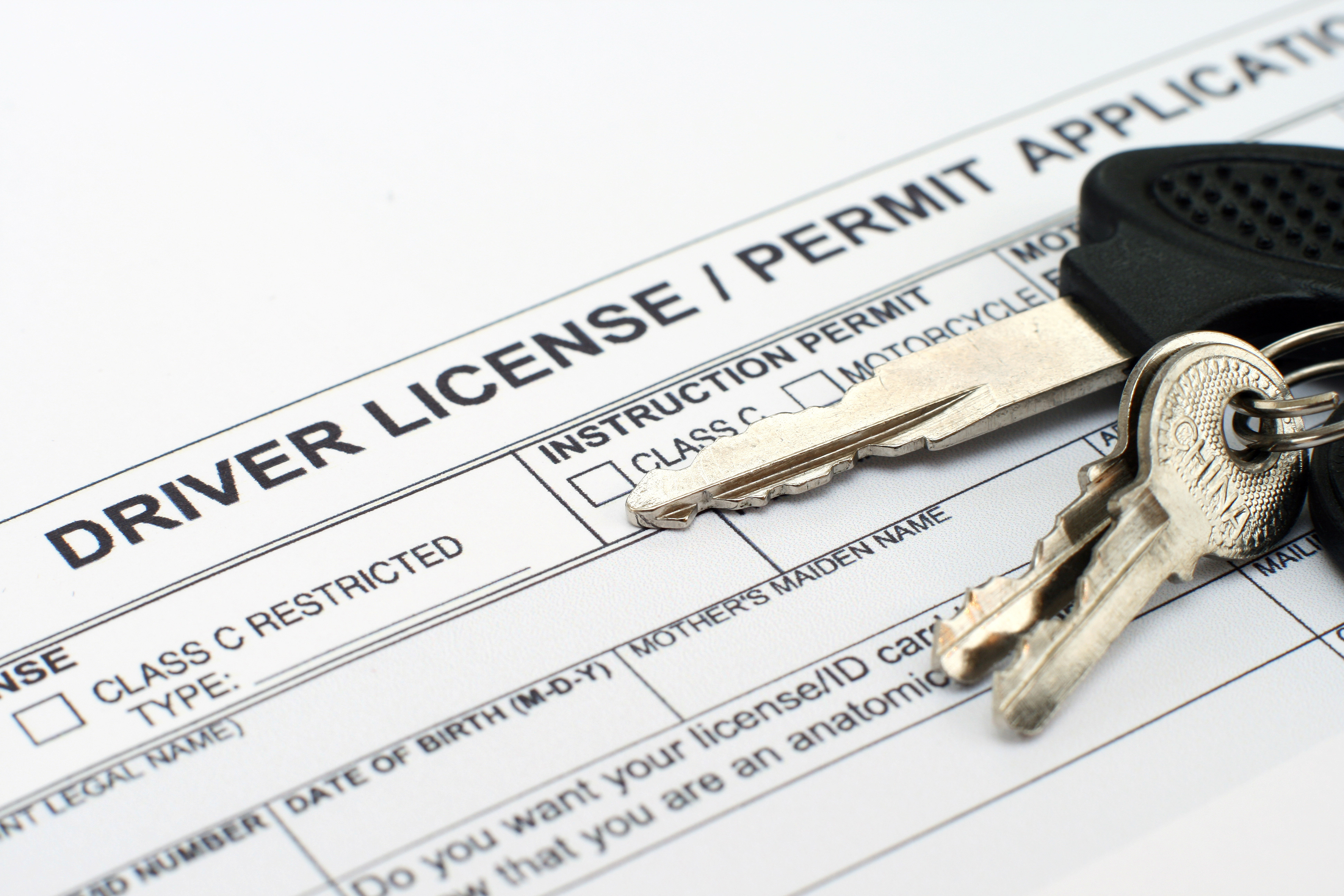 How to get your license back online