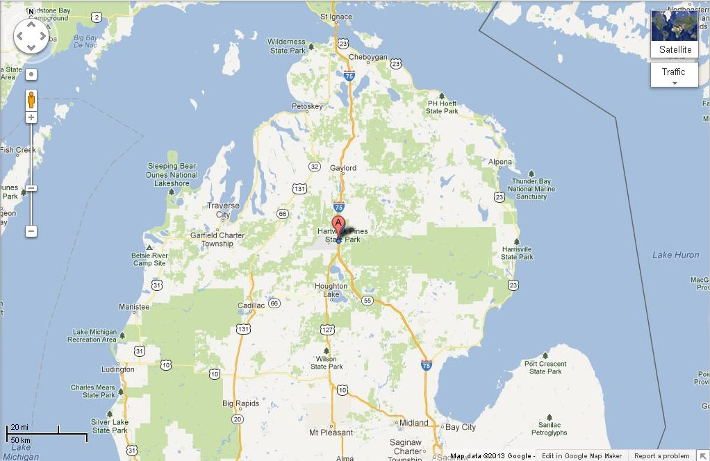 mapofmichigan with Map Of Grayling Michigan on Michigan Wayne County also File Wisconsin population map further Y2l0aWVzIGluIHNvdXRoZXJuIG1pY2hpZ2Fu furthermore Sp 1830 Map Lower besides Michigan Map Wallpaper.