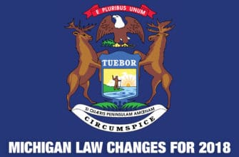 Michigan Law Changes for 2018