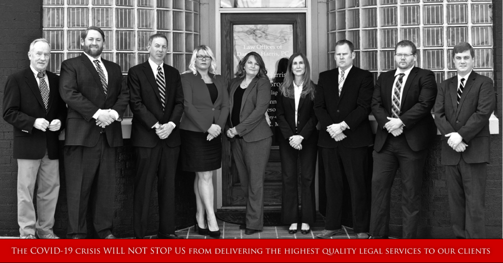 The COVID-19 Crisis WILL NOT STOP US from Delivering the Highest Quality Legal Services to our Clients